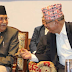 After the meeting of Prachanda-Madhav group, Nepal side returned to UML
