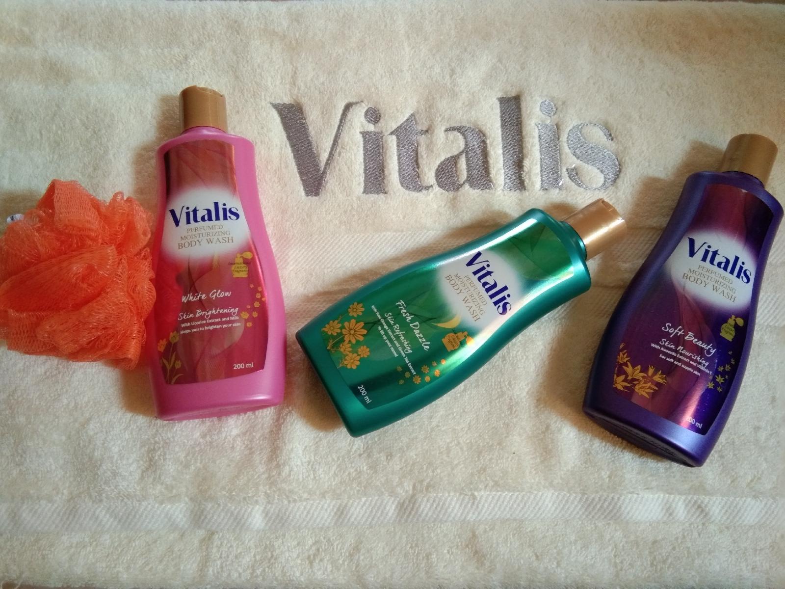 Kesegaran Mandi Parfum Melalui Vitalis Perfumed Moisturizing Body Wash