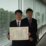 2011/06/10第80回北里記念式