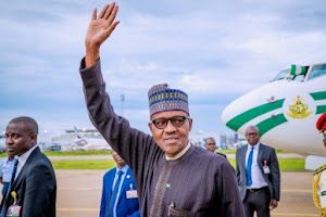 President Buhari Leaves For UN General Assembly Tomorrow