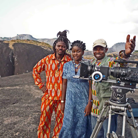 Every year, Nigeria produces more movies than the UK or the USA