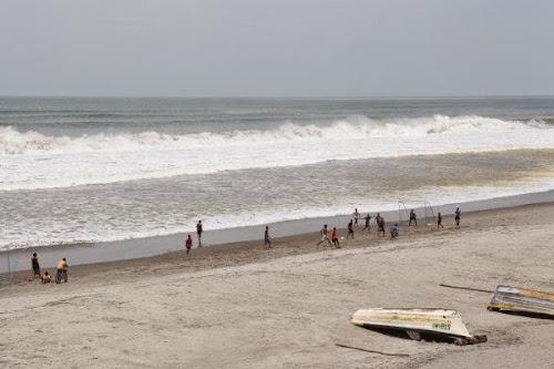 Playa San Marcelino