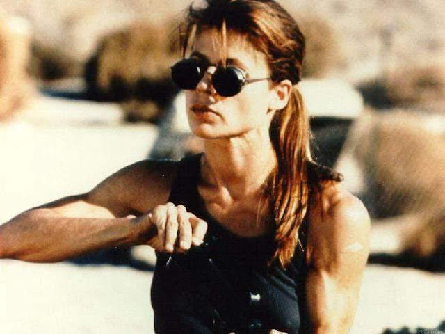 Sarah Connor to be Back in Terminator 6 after 25 years