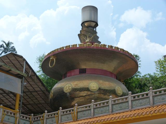 temple dédié a l argent