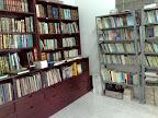Aspecto de la biblioteca del Centro Cultural Islámico de Colombia