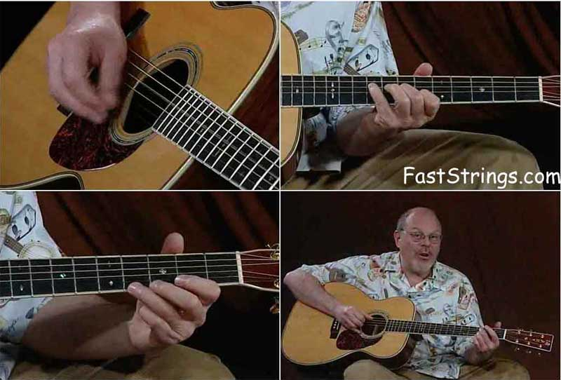 Stefan Grossman - Folk Blues For Fingerstyle Guitar