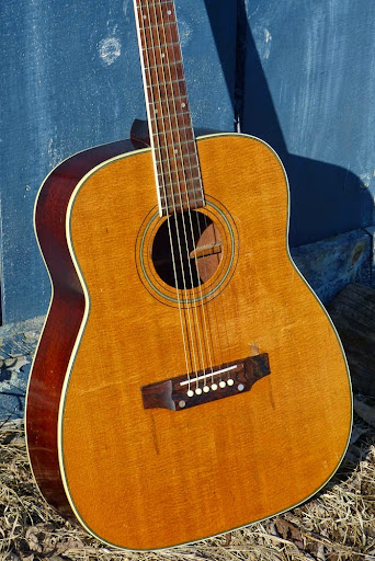 If You Answered Yes To Two Or More Of These Questions Should Own A Vintage Harmony Acoustic Guitar