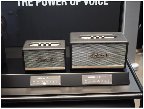 Marshall Voice promises powerful and loud Alexa-enabled music via CNET