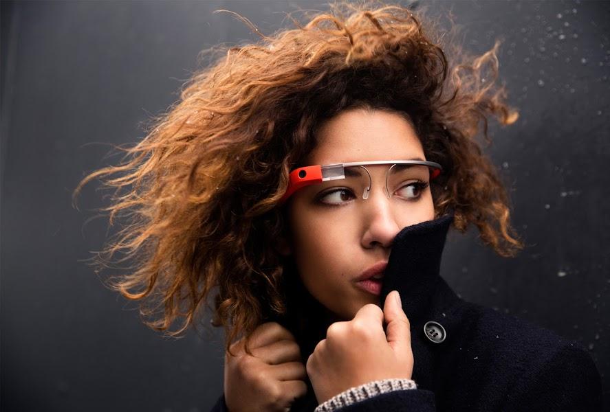La Google Glass est sans doute l'un des produits les plus impressionnants - © Google