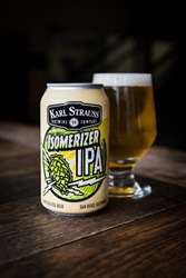 Hop Heads Rejoice as Karl Strauss Introduces New Single Hop IPA into their Year-Round Lineup