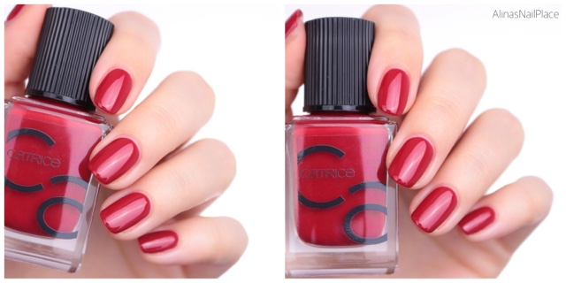 iconails catrice bloody mary to go