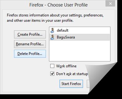 Mengatasi Firefox yang Lambat