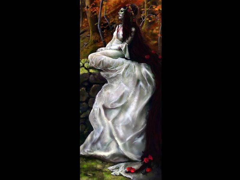 White Dress Of Sorrow, Magic Beauties 3