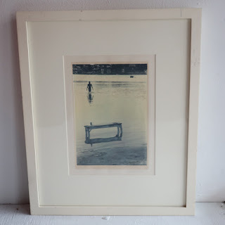 Joan Brooks Baker Signed Photographic Monoprint 1