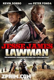 Thị Trấn Tội Ác - Jesse James: Lawman (2015) Poster