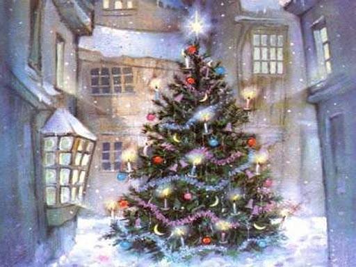 Weihnachtsbilder beweglich
