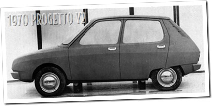 Citroen Progetto Y2 1970 - autodimerda.it