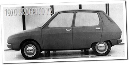 Citroen Progetto Y2 1970 - autodimerda.it