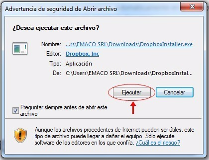 Abrir mi cuenta Dropbox - 82