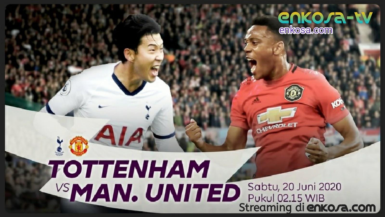 Prediksi dan Jadwal Tanding Manchester United vs Tottenham Hotspur