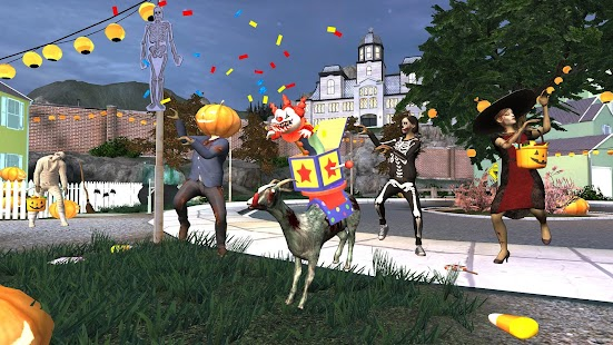 Goat Simulator GoatZ Screenshot 1