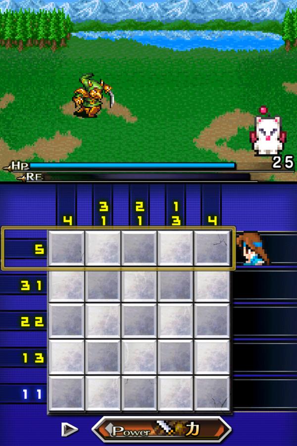 Square Enix ra mắt Final Fantasy Pictlogica 9