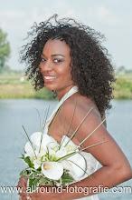 Bruidsreportage (Trouwfotograaf) - Foto van bruid - 074