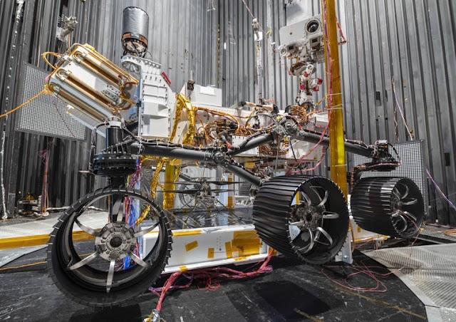 पांच ग्राम ऑक्सीजन बनाकर नासा ने रचा इतिहास -: