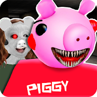 Roblox Granny Horror Game 2020 Piggy Granny Peppa Roblox Horror Game Android App Download Latest