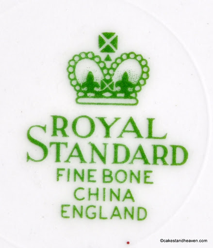 Royal Standard Backstamp c.1949+