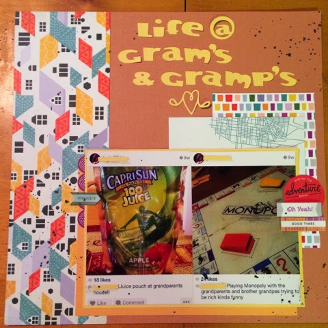 October Clique Kit Blog Hop