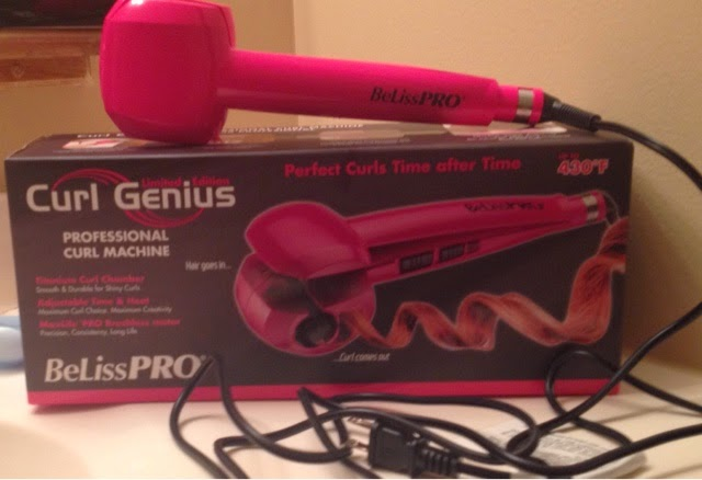 Beliss Pro Curling Iron Review