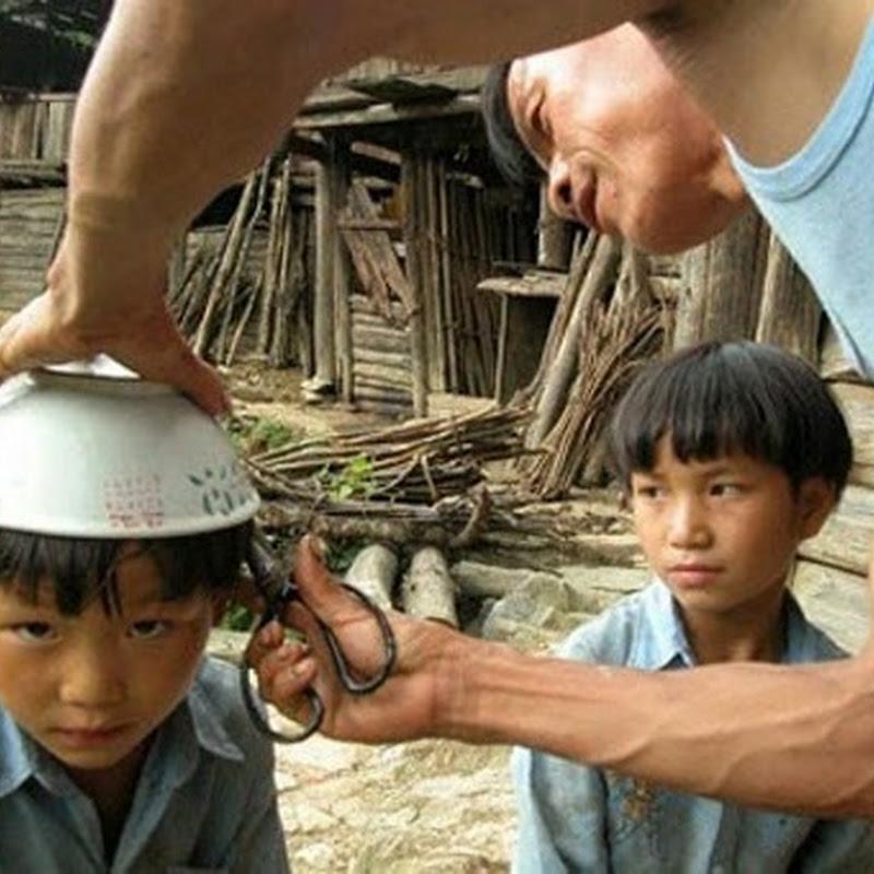 Những kiểu cắt tóc bá đạo nhất chỉ có tại Việt Nam