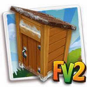 farmville 2 frozen goods shanty
