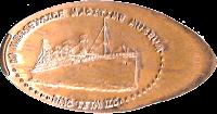 Merseyside Maritime Museum Penny