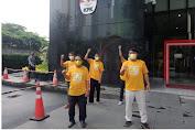 Barisan Kuning Anti Korupsi Desak Ketua KPK Jangan Tebang Pilih, Tangkap Harun Masiku dan MADAM
