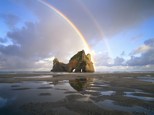 rainbows wallpapers for desktop