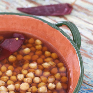 How to Cook Garbanzo Beans in a Pressure Cooker.
