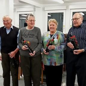 Jubilaren 50 Jahre Naturfreunde/ Generalversammlung Brugg