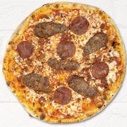Carnivore Signature Pizza