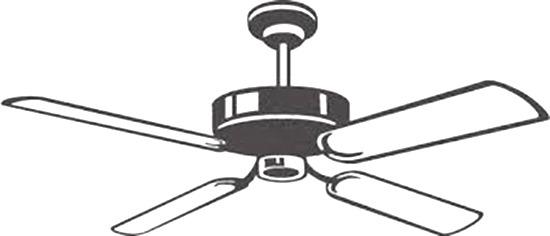 ventilador de techo colorear  (2)
