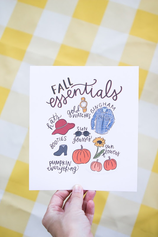 fall essentials printable (6)