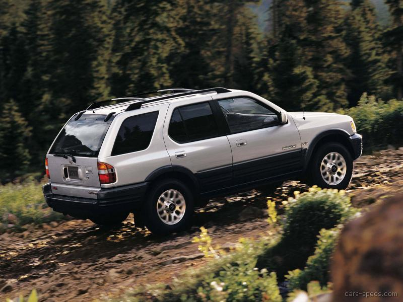 2001 honda passport suv specifications  pictures  prices 2002 Honda Passport 2010 Honda Passport
