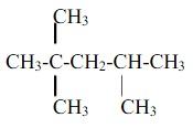 Contoh isoalkana