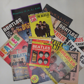The Beatles 1960s Magazine Lot