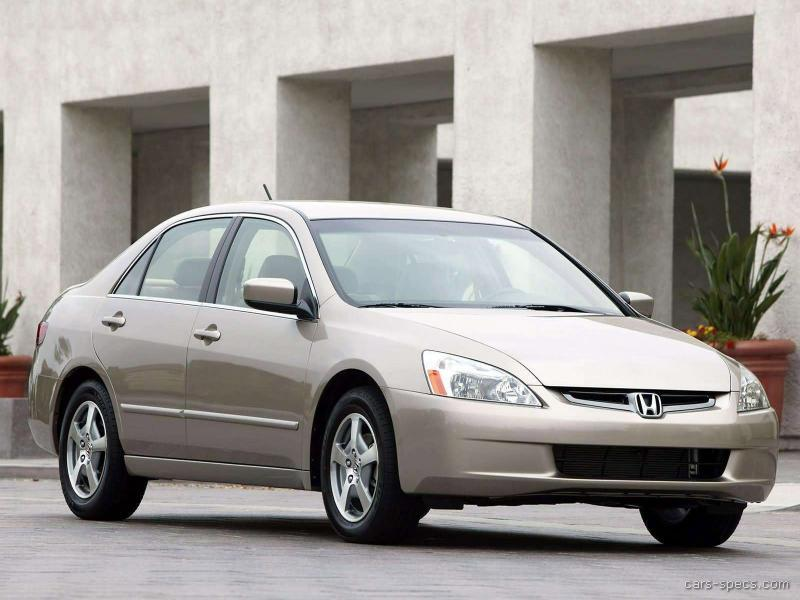 2006 honda accord hybrid specifications pictures prices. Black Bedroom Furniture Sets. Home Design Ideas