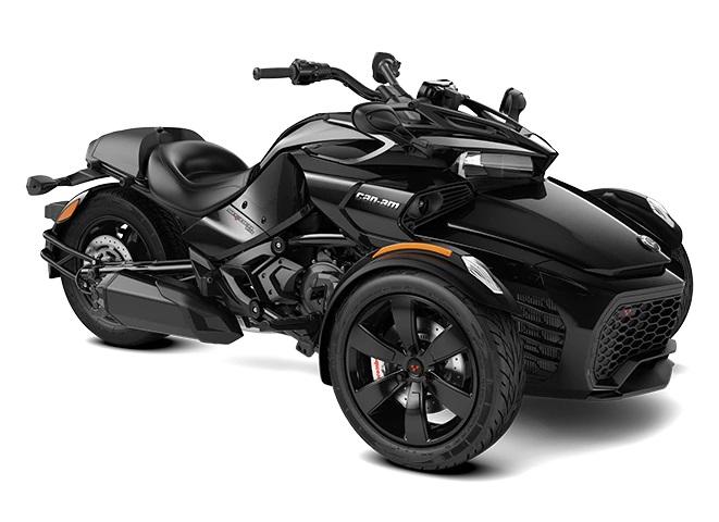 "2019 Can-Am Ryker 900,2019 Can-Am Ryker 900 ""Rallyt Edition"",2020 Can-Am Spider F3"