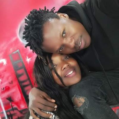 Eko Dydda with his wife Sylvia Dydda