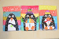 A Penguin Project for Mom and Kids