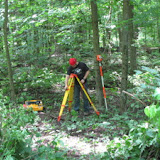 James and the total station